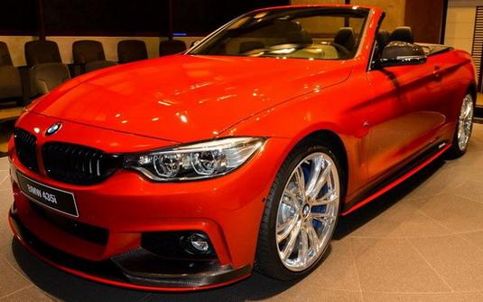 Melbourne-Red-BMW-435i-Cabrio