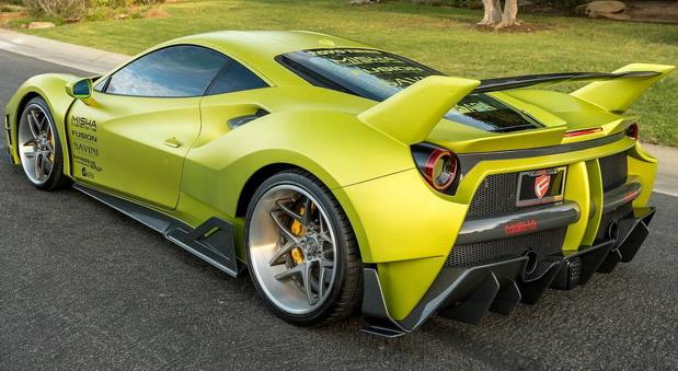 Misha Designs Ferrari