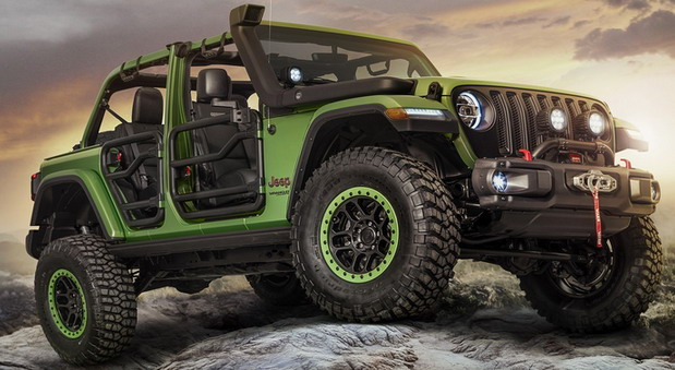 Mopar Jeep Wrangler