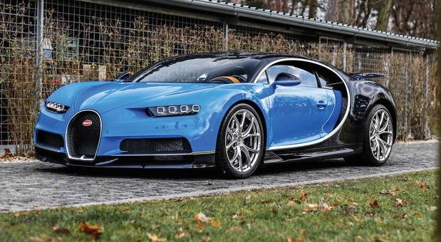 Prvi Bugatti Chiron čeka novog vlasnika, cena veća od tri miliona evra