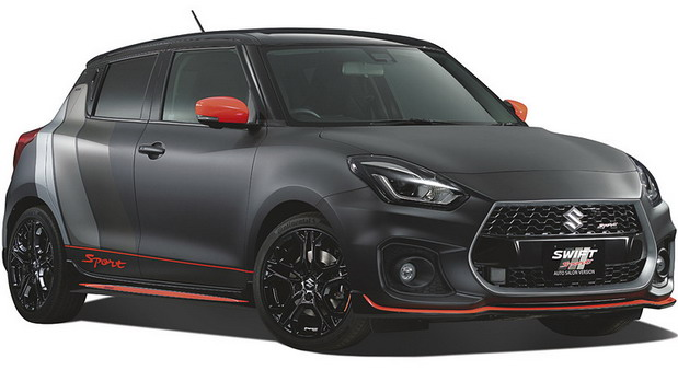 suzuki Swift Sports Auto Salon Version