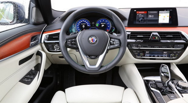 Alpina B5 BI-Turbo Touring