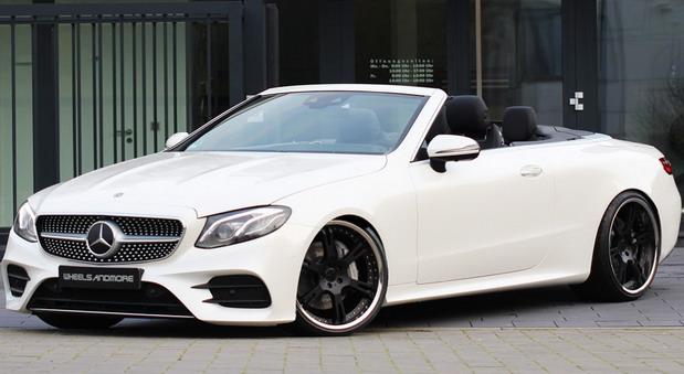 Wheelsandmore Mercedes E klase