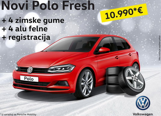 Volkswagen Polo Fresh