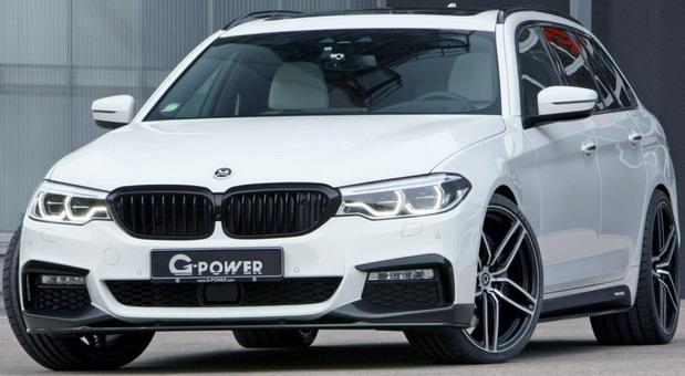 G-Power BMW 540i Touring