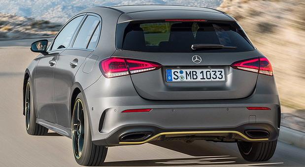 Mercedes A klase
