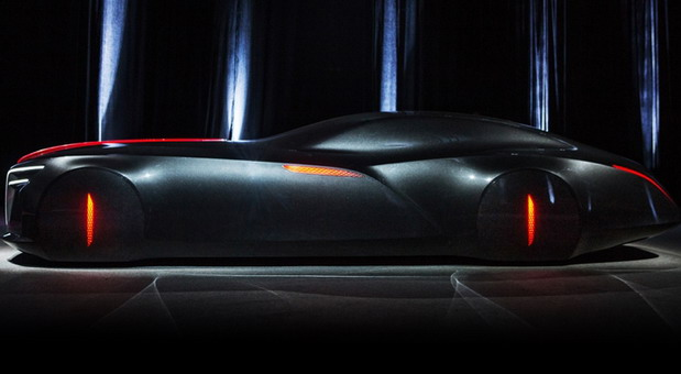 Hongqi Coupe Concept