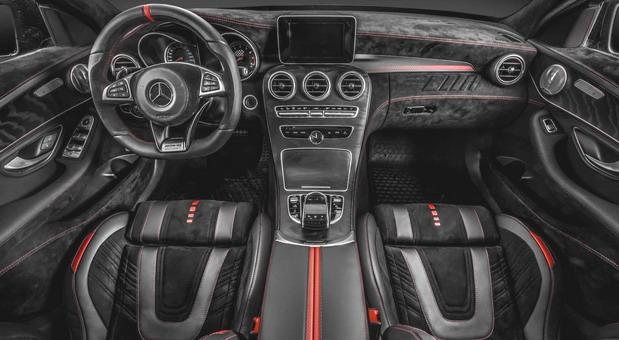 Carlex Design Mercedes-AMG C43