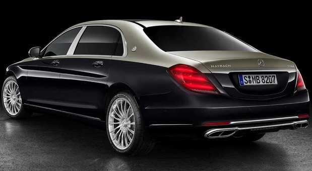 Mercedes-Maybach S klasa