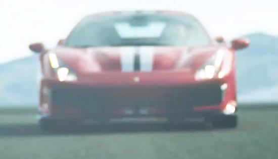 Ferrari 488 Special Series