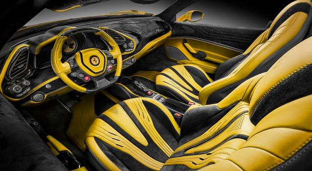 Carlex Design Ferrari 488 Spider