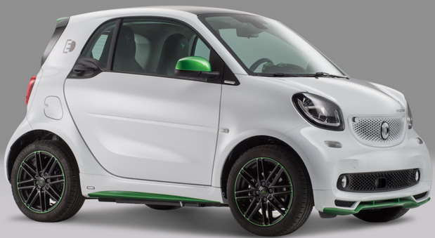 Smart Ushuaiä ED Limited Edition