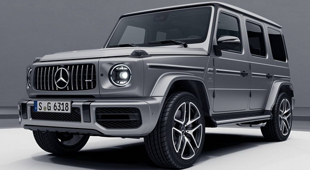 Mercedes-AMG G63 Night Package