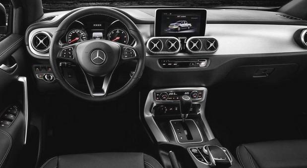Mercedes X Klasa X350d 4Matic
