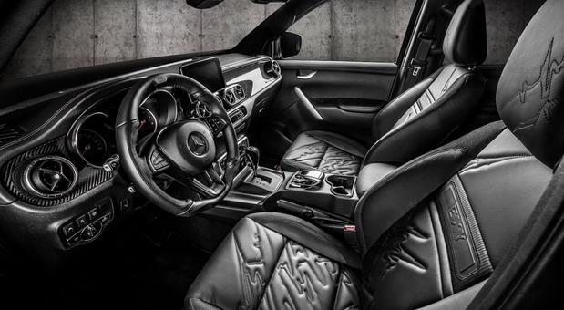Mercedes X klase Exy