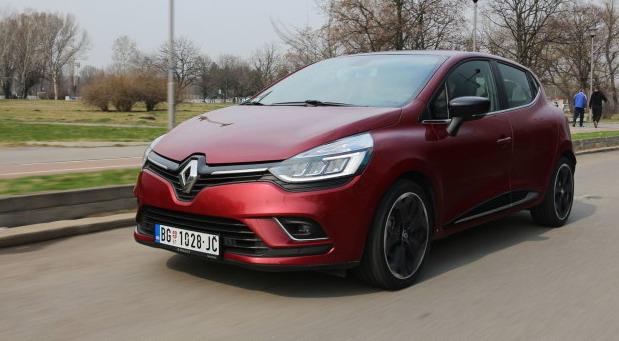Renault Clio dCi 110 Intens