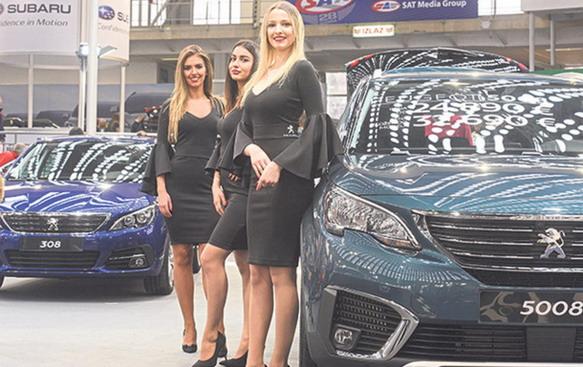 peugeot bg car show