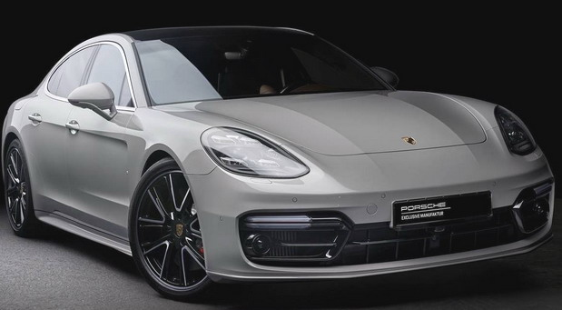 Porsche Exclusive Manufaktur Panamera Turbo Crayon