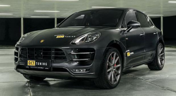 O.CT Tuning Porsche Macan