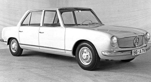 Mercedes W119