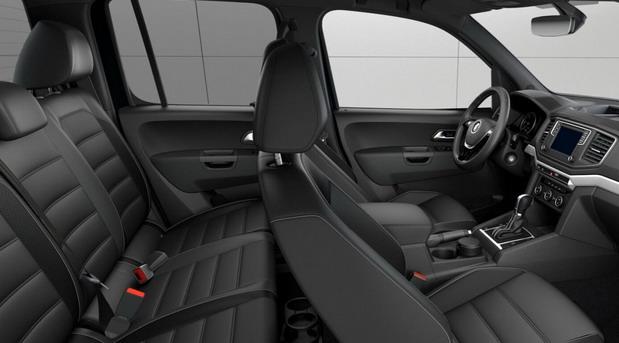 Volkswagen Amarok 3.0 V6 TDI