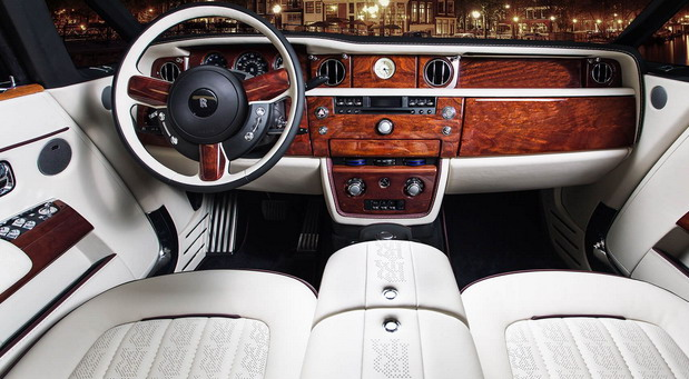 Rolls-Royce Phantom Drophead Coupe by Vilner
