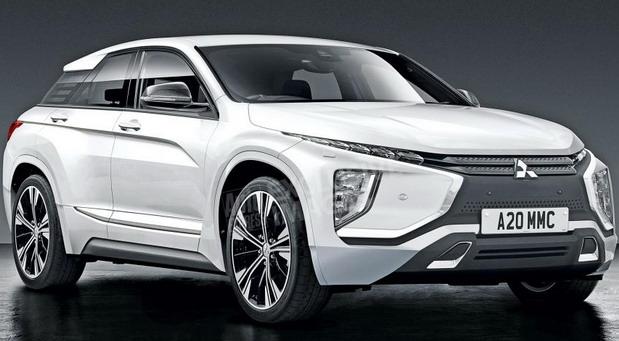 Mitsubishi Lancer kao SUV