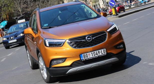Opel Mokka X 1,6 CDTI