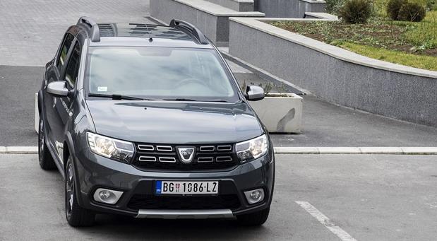Dacia Sandero Stepway Freedom