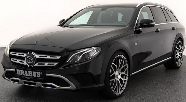 Brabus Mercedes E klase All-Terrain
