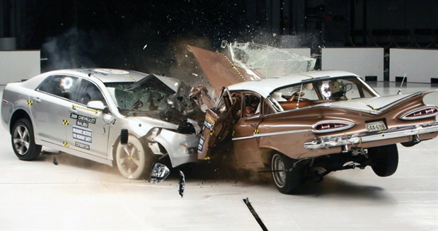 NHTSA crash