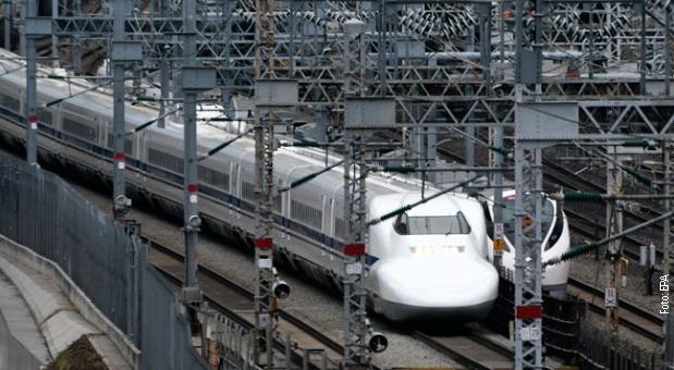 Železnica Japan