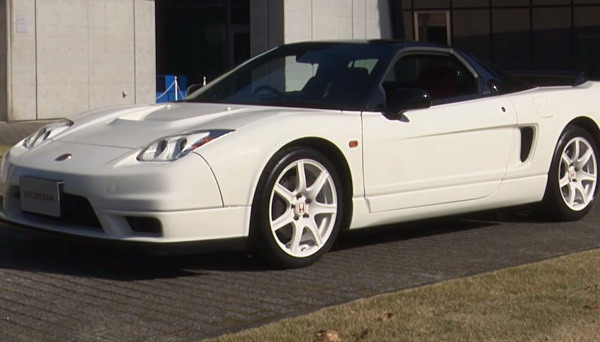 Honda NSX Type R