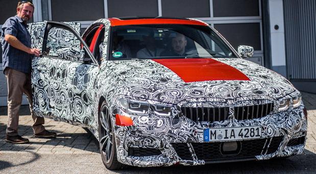 BMW Serije 3 (G20)
