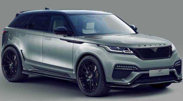 Aspire Range Rover Velar