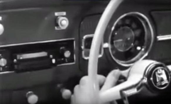 VW navigacija