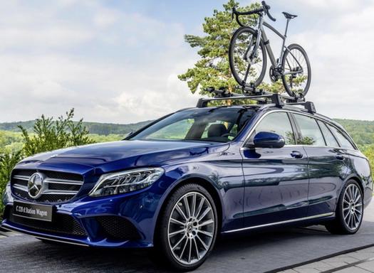 Mercedes-Benz Style Endurance bicikl