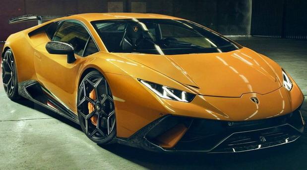 Novitec Lamborghini Huracan Performante