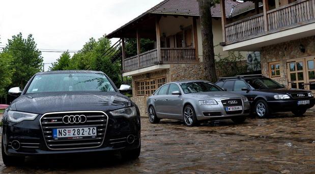 Audi Club Serbia – Balkis