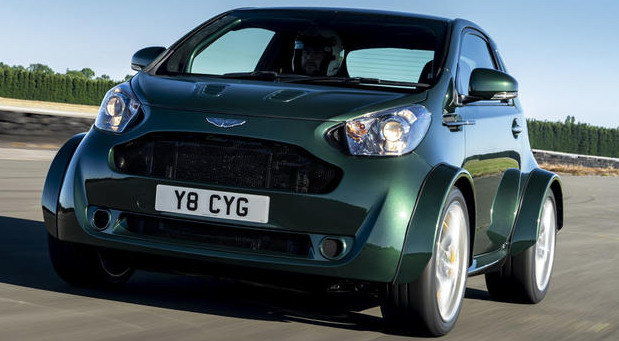 Aston Martin V8 Cygnet