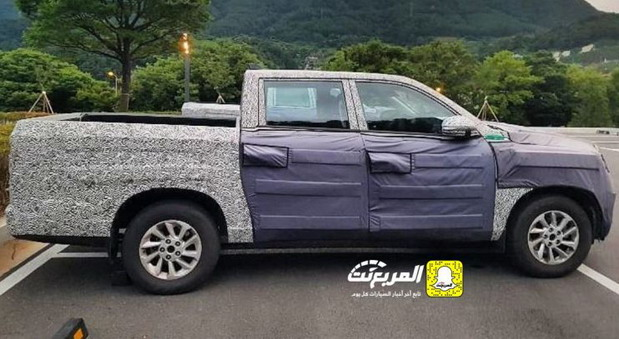 Hyundai pick-up