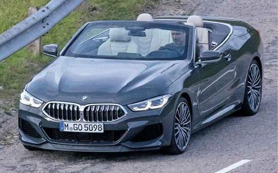 BMW Serije 8 Cabrio