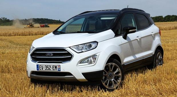 Ford EcoSport 1.5 TDCI/100 Titanium