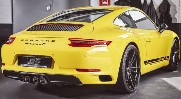 TechArt Porsche 911 Carrera T