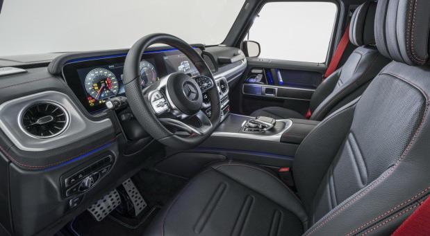 Brabus Mercedes G 500