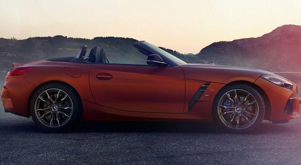 Novi BMW Z4: