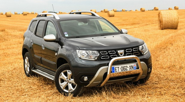 Dacia Duster Confort 1.2 TCe/125 4x4