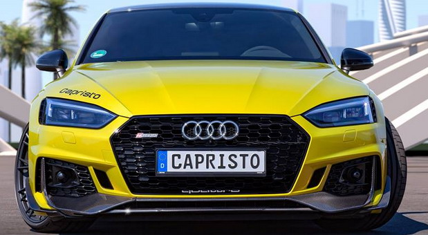 Capristo Audi RS5 Coupe