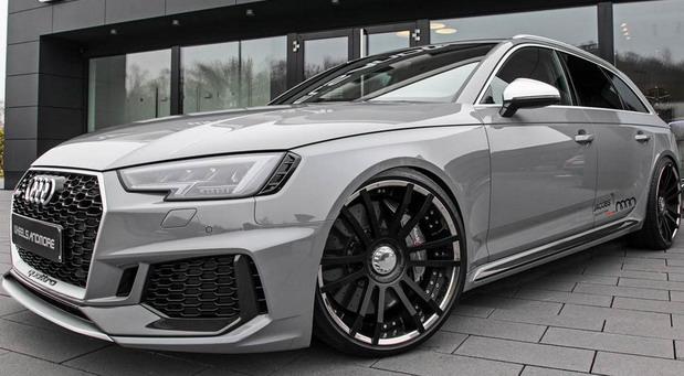 Wheelsandmore Audi RS4 Avant