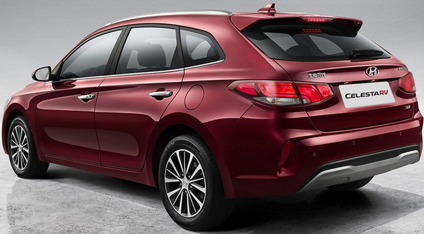 Hyundai Celesta RV